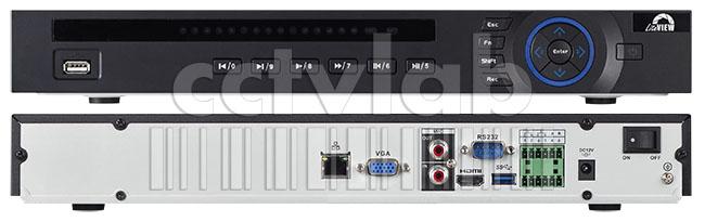 LiteView LVNR-3216F4