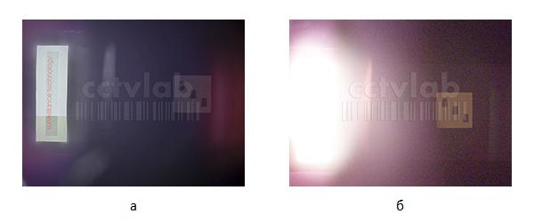 сравнение двух камер